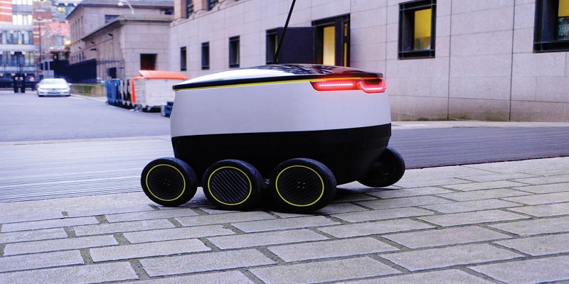 Delivery Robots Market - Analysis & Consulting (2019-2025)